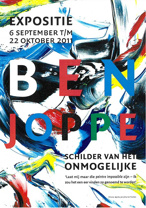 Ben Joppe – Schilder Van Het Onmogelijke